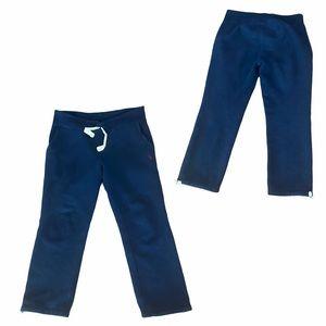 Polo Ralph Lauren Navy Blue Thick Sweatpants Sz S